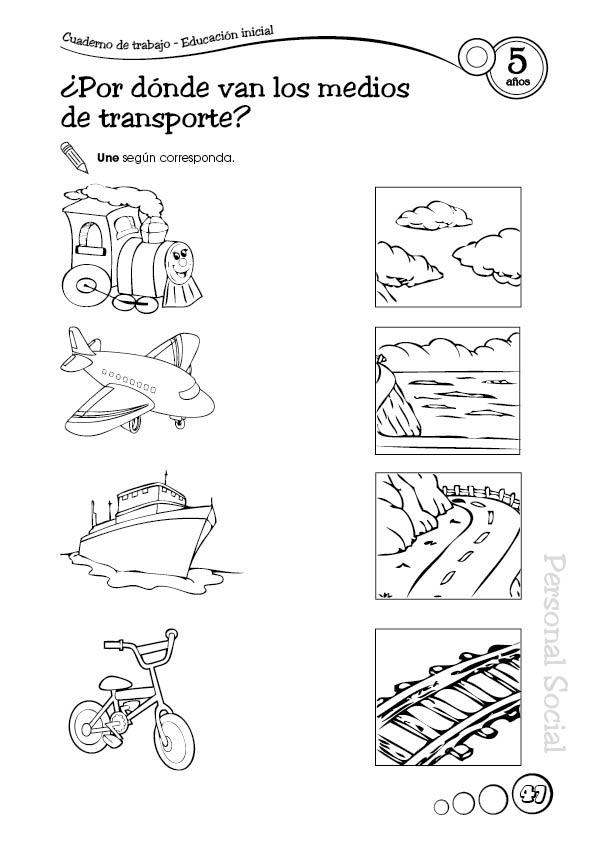 Cuadernos de Trabajo Educación Inicial | Educacion Inicial